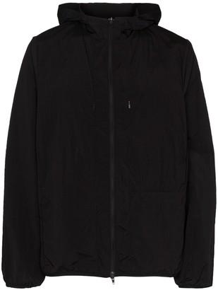 Y-3 Softshell Travel Parka Jacket