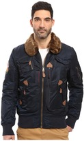Alpha Industries Injector X Flight Jacket Men's Coat