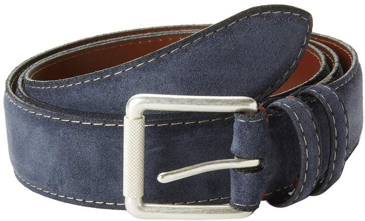 Torino Leather Co. Ital Calf Suede Men's Belts