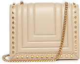 Luana Devon Studded Quilted Mini Cross-Body Bag