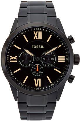 Fossil BQ2151 Black-Tone Watch
