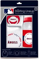 Baby Fanatic MLB Los Angeles Angels Baby Essentials Gift Set
