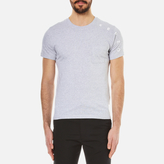 Kenzo Men's Sleeve Logo Pocket TShirt - Pearl Grey