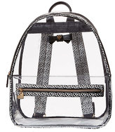 Betsey Johnson Back To School Clear As Can Be Backpack