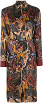 Paul Smith monkey print dress