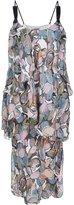 Maiyet 'Wave Tier Slip' dress - women - Silk - 4
