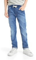 Gap High stretch slim pull-on jeans