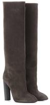 Yeezy Tubular suede boots (SEASON 3)