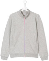 Moncler zip front track jacket