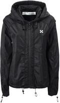 Off-White Off White Black Nylon Jacket