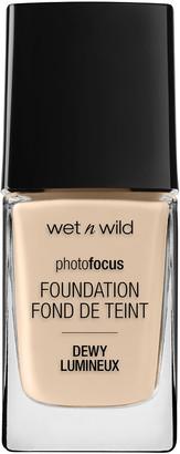 Wet n Wild Photo Focus Foundation Dewy 28Ml Nude Ivory