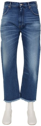 MM6 MAISON MARGIELA Cropped Denim Jeans