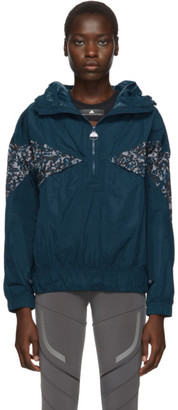 adidas by Stella McCartney Blue Campaign Tech Jacket