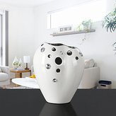 CLG-FLY Creative w Tsinghua small ceramic vase ornaments the living room modern minimalist fashion simulation of hydroponic home decorations
