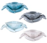 Fitz & Floyd Cape Coral Collection 4-Pc. Assorted Crab Butter Dish Set