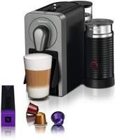 Krups Nespresso Prodigio & Milk Machine, Titan