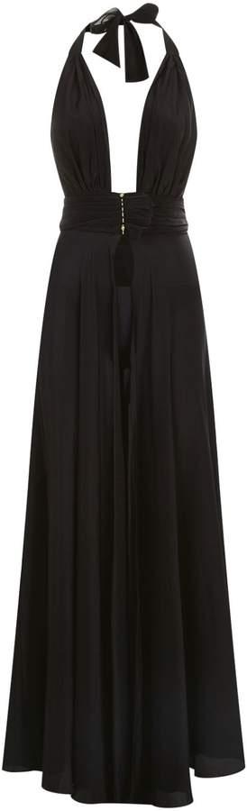 Gottex Grace Kelly Silk Dress