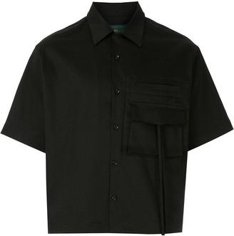 Piet Utility Bowling Shirt