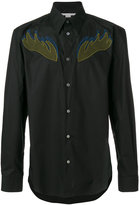 Stella McCartney western motif shirt