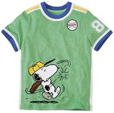 Peanuts Boys Art Tee in Supersoft Jersey