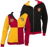 Bioworld Harry Potter Gryffindor Juniors Reversible Hoodie