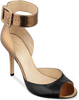 Marc Fisher Lira 2 Ankle Strap Sandals