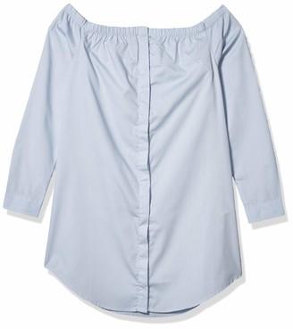 Noisy May Women's Naomi Below Shoulder Shirt
