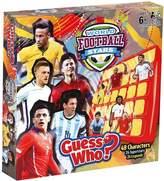 GUESS Who World Football Stars