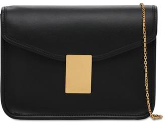 Il Bisonte Luisa Simmetria Leather Shoulder Bag
