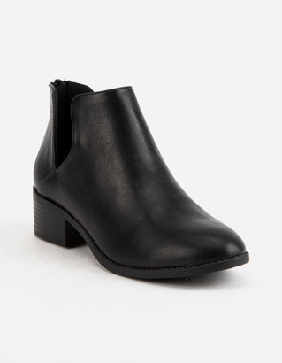 City Classified Testing Womens Booties