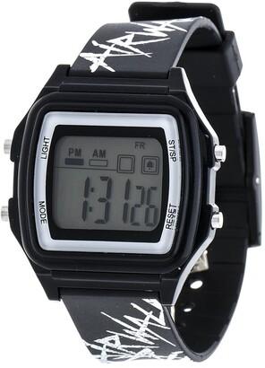 Xtreme Airwalk Black Digital Watch w/ Silicon Strap Design