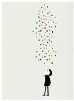 Blanca Gomez Monsiuer Under The Rain Print