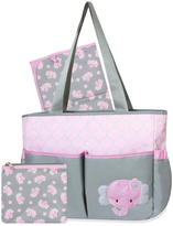 Pink Elephant Tote