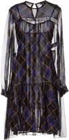 Jil Sander Navy Knee-length dresses - Item 34729612