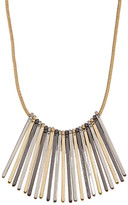 Stephan & Co Multi Spike Pendant Necklace