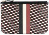 Pierre Hardy 'Cube Stripe' clutch