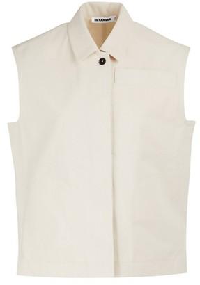 Jil Sander Sleeveless jacket
