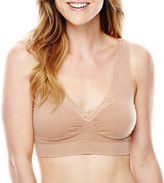 JCPenney Ambrielle Seamless Bralette