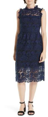 Kate Spade Lace Midi Dress
