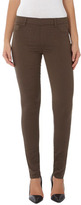 Eden light brown ultra soft jegging