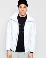 Izzue Hooded Windbreaker