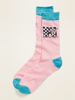 Old Navy Licensed Pop-Culture Graphic Socks for Men