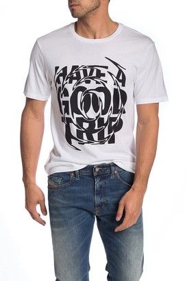 True Religion Nice Trip Graphic T-Shirt