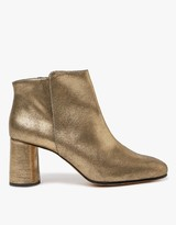 Rachel Comey Lin Boot in Gold