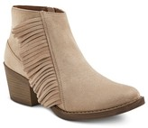 Mossimo Women's Fringed Reza Ankle Booties - Moss Supply Co