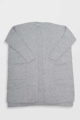 Sibin Linnebjerg - Maine Knit Sweat Grey - L