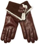 Maison Fabre Women's Buckled Leather Gloves
