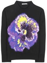 Christopher Kane Wool-blend sweater