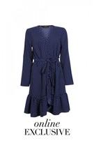 DECJUBA O/E Melanie Wrap Dress