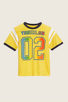 True Religion Color Block Toddler/Little Kids Tee